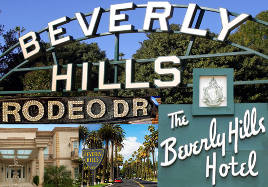 Beverly Hills Jogging Tour